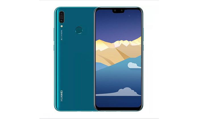 بهترین گوشی های موبایل هواوی با 4 میلیون تومان ،گوشی موبایل Y9 نسخه 2019