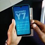 صفحه نمایش گوشی Y7 Prime 2019 ، مناسب برای تماشای فیلم