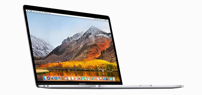 مک بوک پرو ، همچنین این لپ تاپ دارای یک صفحه نمایش اولد با صفحه نمایش 16 اینچی است