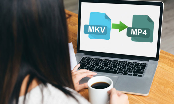 آموزش تبدیل ویدئو های MKV به MP4 به صورت ساده