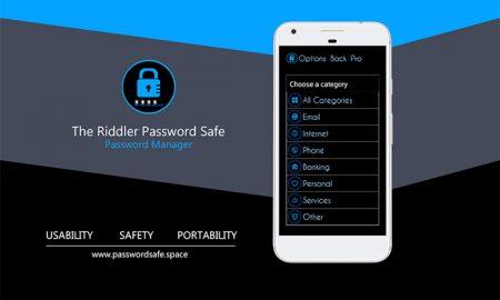 با دانلود Password Safe pro ، پسوردهای خود را مدیریت کنید