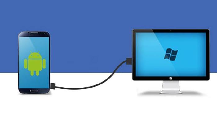 انتقال داده ها از کابل های USB استفاده کنید