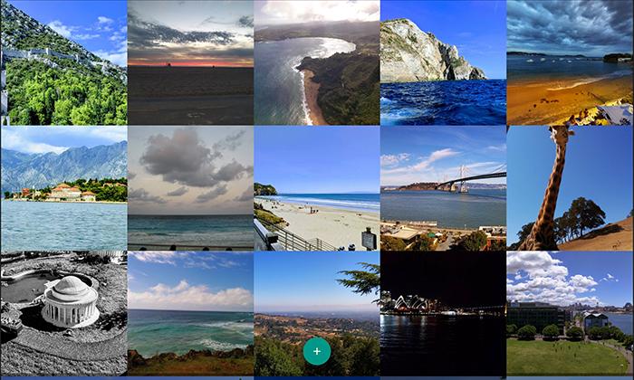 بهترین تصاویر پس زمینه ،نرم افزار Muzei Live Wallpaper