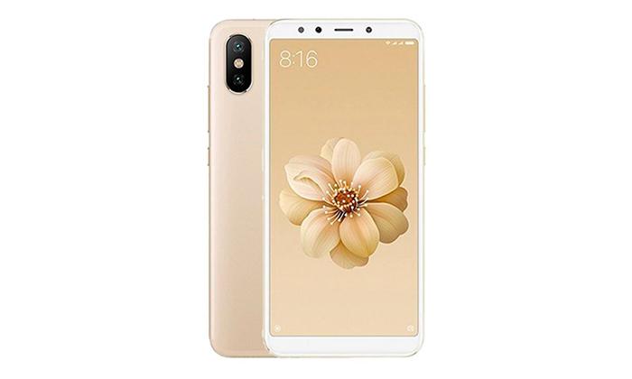 بهترین گوشی های هوشمند شیائومی تا 3 میلیون تومان  Xiaomi Mi A2 Dual SIM 64GB