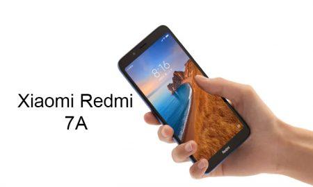 گوشی موبایل Redmi 7A با باتری 4000 میلی آمپری رونمایی شد