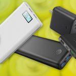 معرفی بهترین شارژر های قابل حمل و پاور بانک های دستگاه های اندرویدی