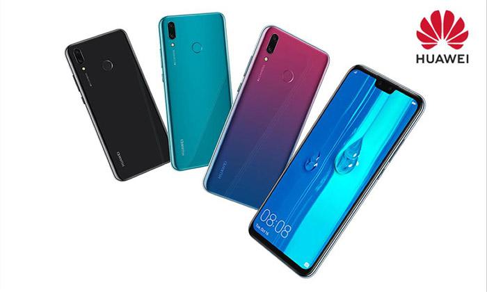 بهترین گوشی های هوشمند هواوی از 3 تا 5 میلیون تومان،گوشی موبایل Y9 2019 میان رده ای پرفروش و زیبا