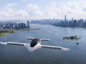 تاکسی های پرنده در المپیک 2024 در پاریس تست می شوند