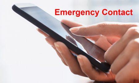 چطور Emergency Contact گوشی موبایل خود را فعال کنیم؟