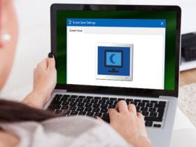 آموزش پیدا کردن و تنظیم اسکرین سیور برای ویندوز 10