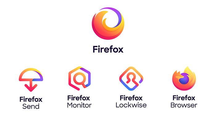 پیام لوگوی جدید فایرفاکس چیست؟