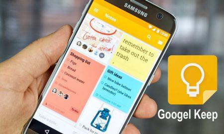 نصب اپلیکیشن Google Keep به 500 میلیون بار رسید