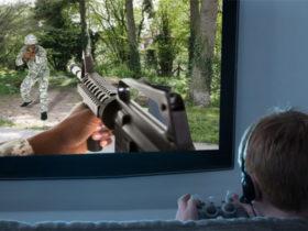 کودکانی که بازی های ویدئویی خشونت آمیز انجام می دهند خشونت بیشتری دارند؟