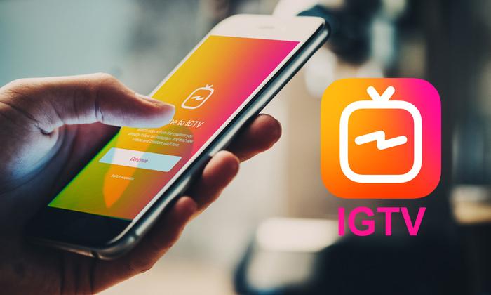 نحوه استفاده از IGTV اینستاگرام به همراه آموزش کامل