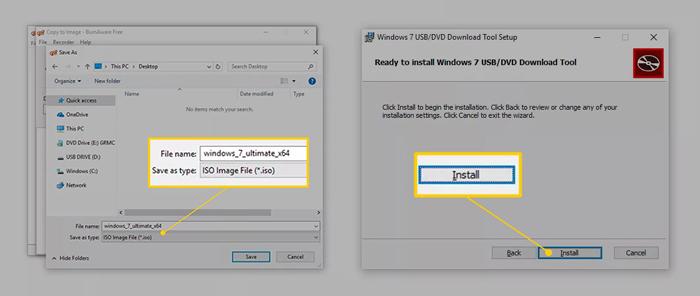 آموزش تصویری نصب ویندوز از روی فلش