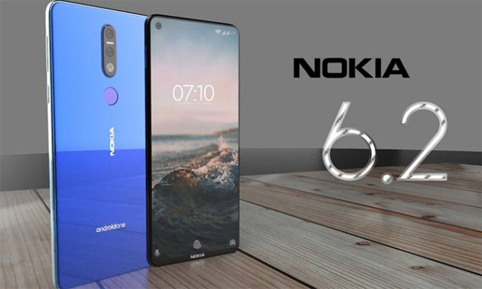 گوشی هوشمند نوکیا 6.2 با حفره صفحه نمایش 16 خرداد رونمایی می شود