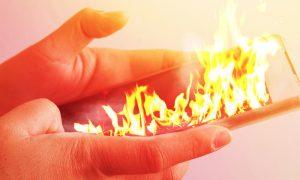 علت داغ شدن گوشی و روش های جلوگیری از آن