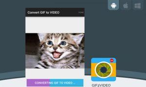 تبدیل فایل ویدیویی به فایل گیف برای کامپیوتر و اندروید