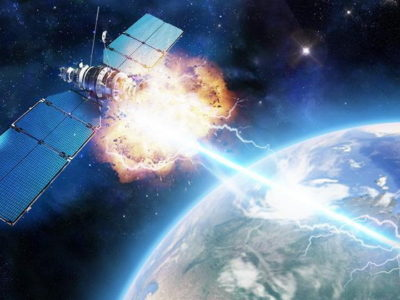فرانسه تا سال 2030 نانو ماهواره هایی مجهز به لیزر و اسلحه می سازد