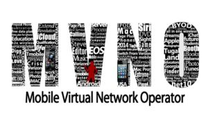 اپراتورهای مجازی تلفن همراه در ایران