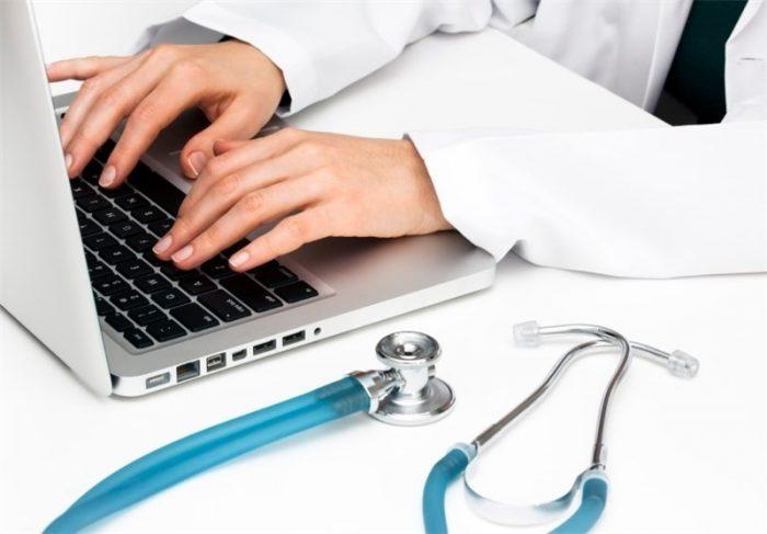 تبادل الکترونیکی اطلاعات بیماران و پزشکان
