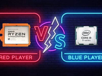 پس از سال ها فروش پردازنده های AMD از اینتل پیشی گرفت