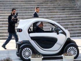 فروش اولین سری از خودروهای برقی در ایران