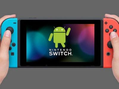 کنسول بازی nintendo switch و اجرای سیستم عامل اندروید بر روی آن