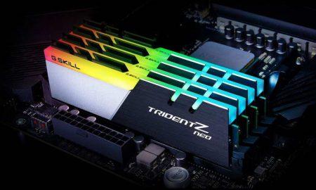 معرفی رم های جدید و فوق العاده G.Skill Trident-Z Neo