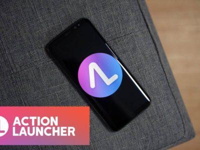 به روز رسانی لانچر Action Launcher ویژگی های بسیار خوبی به همراه دارد