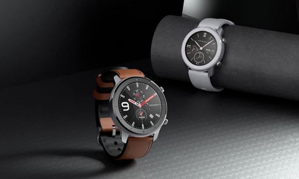 ساعت هوشمند مناسب شنا Amazfit GTR