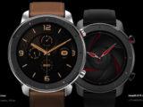 ساعت هوشمند Amazfit GTR با عمر باتری خیره کننده رونمایی شد