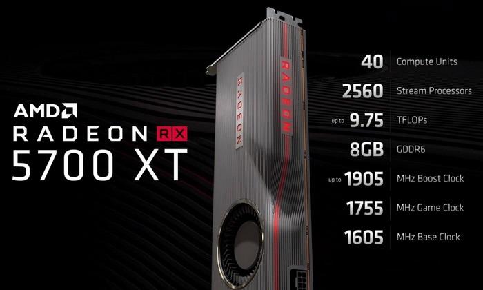 کاهش قیمت کارت های گرافیک سری Radeon RX 5700 درست قبل از عرضه به بازار