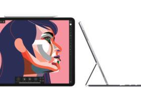 آیپد منعطف اپل با صفحه نمایش بسیار بزرگ و اینترنت 5G رونمایی می شود