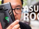 گوشی هوشمند ROG Phone II ایسوس با صفحه نمایش خیره کننده رونمایی شد