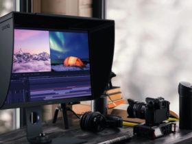 مانیتور 27 اینچی BenQ با کیفیت 2K برای حرفه ای ها