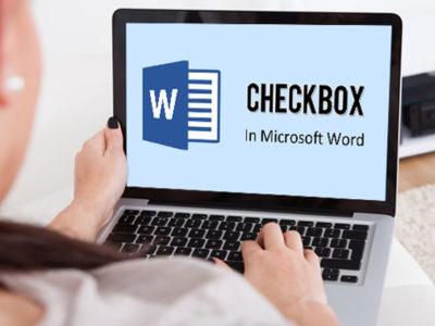 آموزش گذاشتن چک باکس و تیک در ورد به صورت تصویری