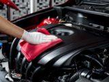 چگونه موتور خودرو را تمیز کنیم ( آموزش تصویری )