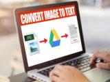 آموزش کامل تبدیل عکس به متن با استفاده از گوگل درایو