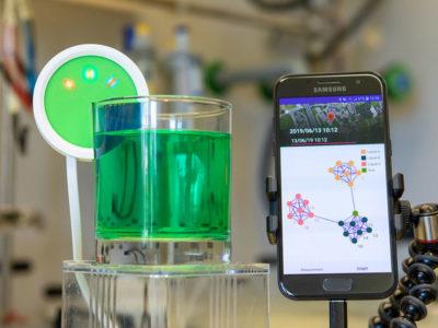 زبان روباتیک IBM می تواند مواد شیمیایی مختلف را تست کند