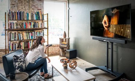 چطور صدای تلویزیون خود را بهبود ببخشم؟