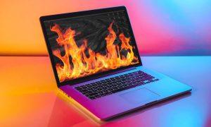 چطور مشکل داغ شدن بیش از حد لپ تاپ اپل را برطرف کنیم؟