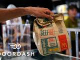 در پی همکاری با DoorDash، مک دونالد به اوبر پشت کرد؟
