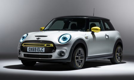 مینی کوپر الکتریکی ، اولین خودروی الکتریکی مینی در سال 2020