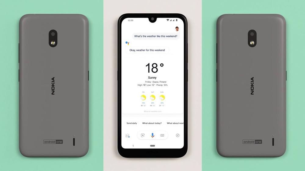 گوشی موبایل نوکیا 2.2 در دو نسخه به فروش می رسد