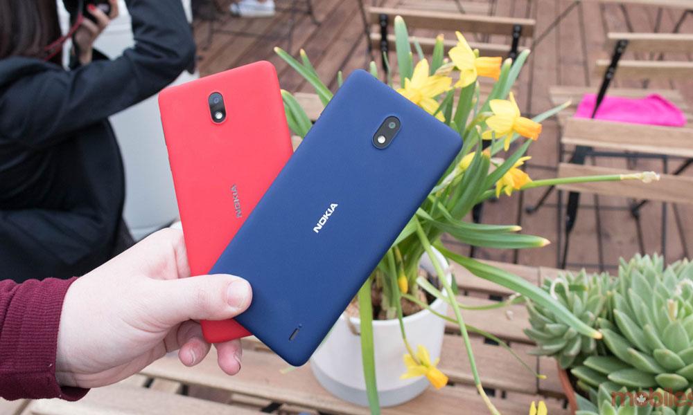 گوشی موبایل نوکیا 2.2 با صفحه نمایش 5.7 اینچی و اندروید وان رونمایی شد ( به روز رسانی)