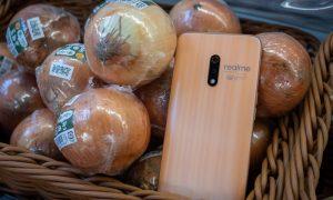 رنگ گوشی های Realme X از سبزیجاتی مانند پیاز و سیر الهام گرفته است!