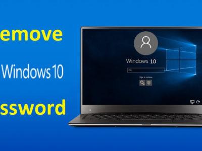 چگونه پسورد ورود ویندوز 10 را حذف کنیم؟