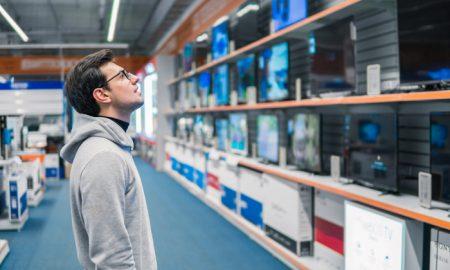 بهترین اندازه تلویزیون در نظر آمریکایی ها چه سایزی است؟