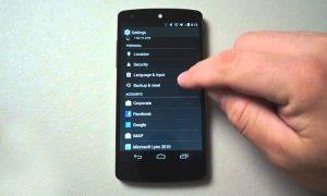 ریست فکتوری گوشی های سامسونگ با 3 روش سریع